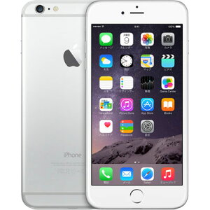 アップルiPhone6SIMフリー16GB正規整備済シルバー