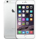 アップル iPhone 6 Plus SIMフリー 16GB 正規 整備済品 シルバー