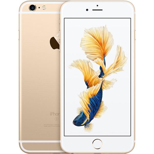 アップル iPhone 6s Plus SIMフリー 16GB 整備済品 ゴールド