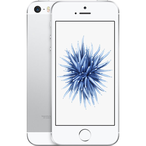 アップル iPhone SE SIMフリー 版 64GB 整備済品 シルバー