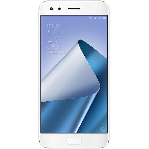 ASUS(エイスース) ZenFone 4 Pro SIMフリースマートフォン ムーンライトホワイト ( ZS551KL-WH128S6 ) Android Snapdragon 835 オクタコア 5.5インチ メモリ 6GB ストレージ 128GB