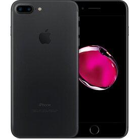 アップル iPhone7 Plus SIMフリー 版 A1785 32GB ブラック ( MNR92J/A ) 整備済品 スマホ スマートフォン 本体 Apple