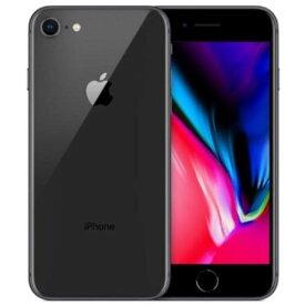 アップル iPhone8 SIMフリー 版 64GB スペースグレイ 整備済品 スマホ スマートフォン 本体 Apple