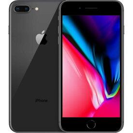 アップル iPhone8 Plus SIMフリー 版 256GB スペースグレイ 整備済品 スマホ スマートフォン 本体 Apple