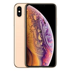 アップル iPhoneXs SIMフリー 版 64GB ゴールド スマホ スマートフォン 本体 Apple テレワーク 在宅勤務 在宅ワーク に 中古 とは品質が違う 再整備品