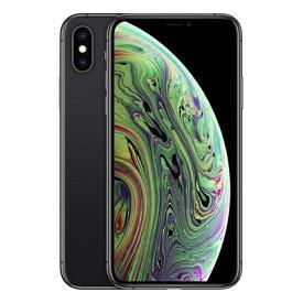 アップル iPhoneXS SIMフリー A2098 64GB スペースグレイ 【厳選中古】 スマホ スマートフォン 本体 Apple