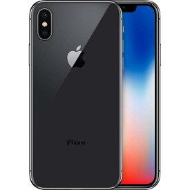 アップル iPhoneX SIMフリー A1902 256GB スペースグレイ【厳選中古】 スマホ スマートフォン 本体 Apple