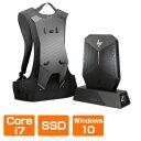【1/16まで 全品ポイント5倍】HP ( ヒューレットパッカード ) Z VR Backpack G1 ウェアラブルVRワークステーション ( …