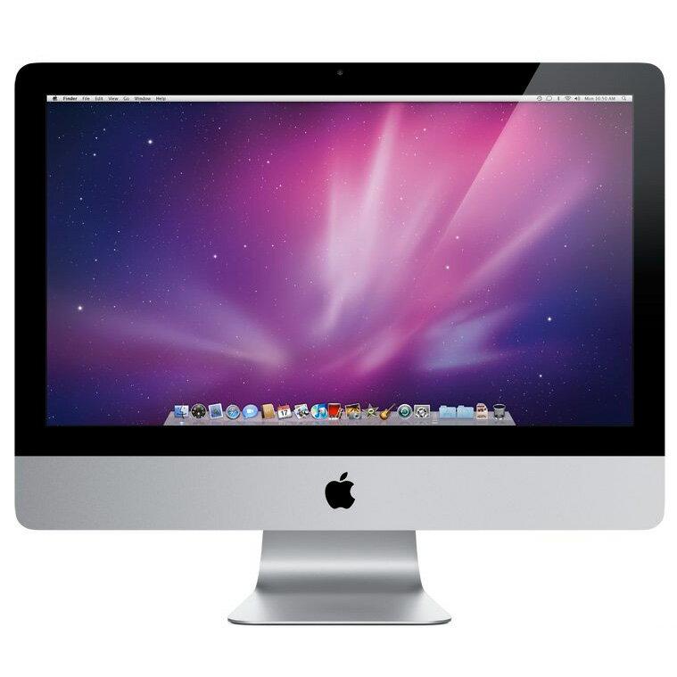 アップル (Apple) iMac MacOS X Lion(10.7) 21.5インチ 液晶一体型 Core i5 メモリ 4GB HDD 500GB RadeonHD 6750Mグラフィックス 無線LAN搭載 A1311 Mid 2011