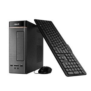 ASUS(エイスース)VivoPCK20BF(K20BF-A107800)Windows10AMDA10メモリ4GBHDD1TBDVDスーパーマルチドライブUSBマウス・キーボード付き