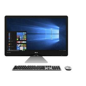 ASUS ( エイスース ) Zen AiO ZN270IEUK ( ZN270IEUK-RA061T ) Windows10 27インチ Core i5-7400T メモリ 8GB HDD 1TB SSD 128GB 無線LAN WEBカメラ デスクトップ パソコン