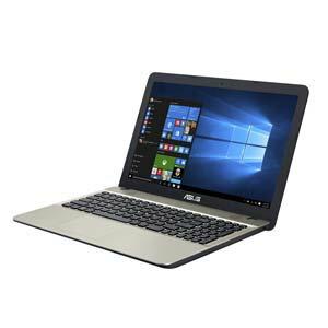 ASUS(エイスース) VivoBook X541SA ( X541SA-XO041T ) Windows10 15.6インチ Celeron メモリ 4GB HDD 500GB DVDマルチ 無線LAN Webカメラ
