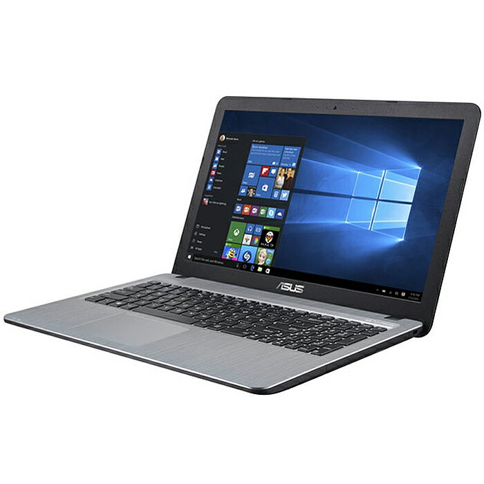 ASUS(エイスース) VivoBook X541SA ( X541SA-XX526T ) Windows10 Celeron 15.6インチ メモリ 4GB SSD 128GB Webカメラ KINGSOFT Office付き