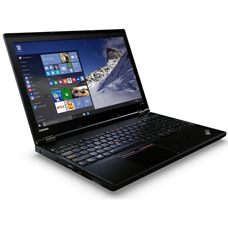 Lenovo(レノボ) ThinkPad L560 ( 20F2A01SJP ) Windows7Pro Core i5 15.6インチ メモリ 4GB HDD 500GB DVDスーパーマルチドライブ