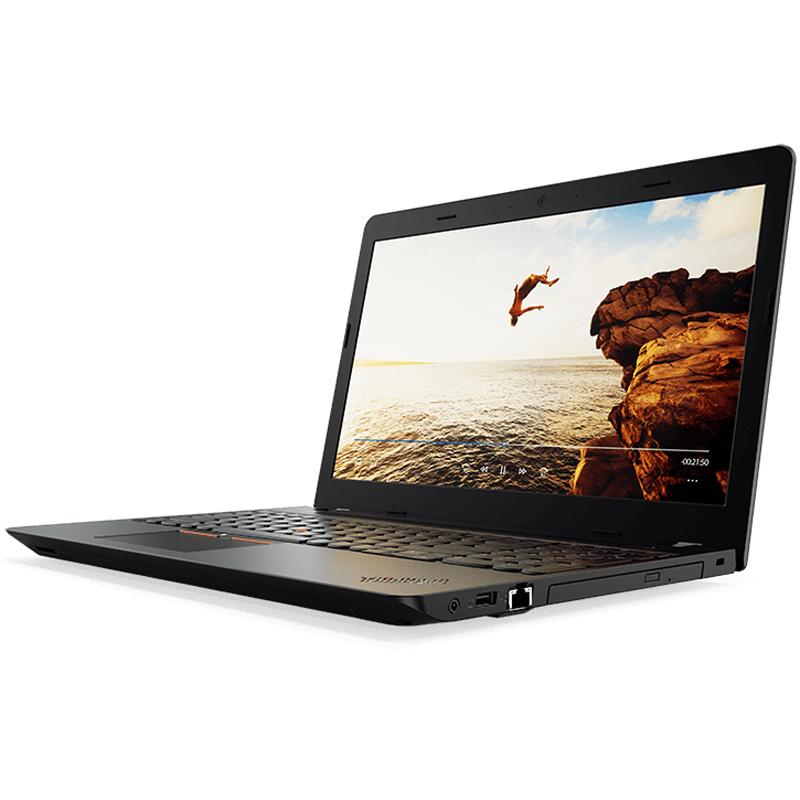 Lenovo(レノボ) ThinkPad E570 ( 20H5CTO1WW/HMSG ) Windows10 15.6インチ フルHD(1920×1080) Core i3 メモリ 4GB HDD 500GB DVDスーパーマルチドライブ 無線LAN WEBカメラ 指紋センサー