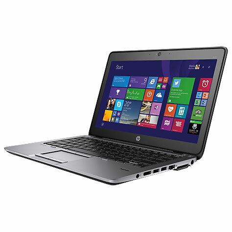 HP(ヒューレットパッカード) HP EliteBook 820 G1 Notebook PC ( F3X34AV-AABM ) Windows 7 Pro Core i5 12.5インチ メモリ 4GB HHD 320GB 無線LAN WEBカメラ