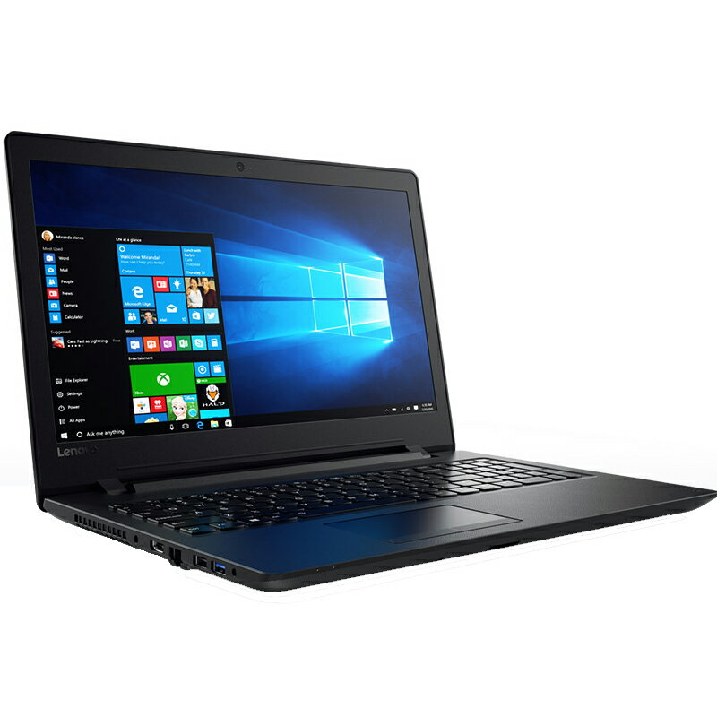 lenovo ( レノボ ) Lenovo ideapad 110 エボニーブラック ( 80UC0037JP ) Windows10 14.0インチ Core i3 メモリ 4GB HDD 500GB 無線LAN WEBカメラ Microsoft Office Home & Business Premium