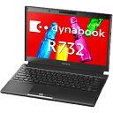 東芝 dynabook R732/H ( PR732HAFPR7A71 ) Windows 7 Pro 13.3インチ Core i5 メモリ 2GB HDD 320GB DVDマルチ 無線LAN