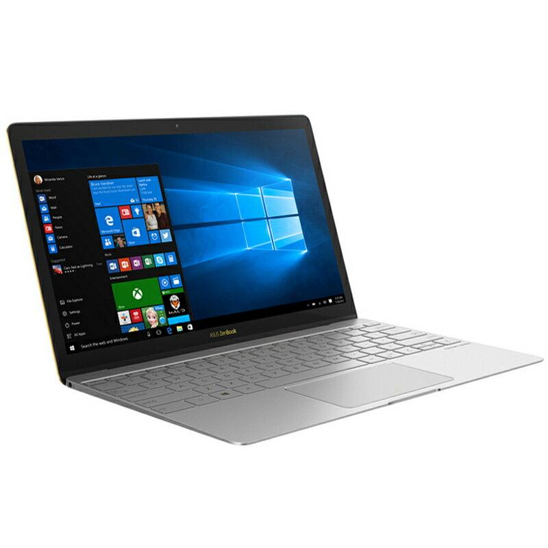 ASUS(エイスース) ZenBook 3 UX370UA ( UX390UA-GS ) Windows10 Core i5 12.5インチ メモリ 8GB SSD 512GB Webカメラ Office付き