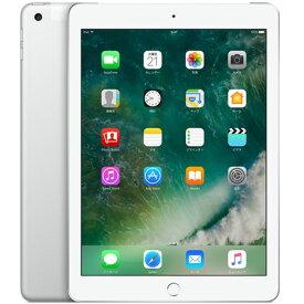 アップル iPad 第5世代 Wi-Fi + Cellularモデル A1823 32GB シルバー ( MP1L2J/A ) 整備済品 タブレット SIMフリー Wi Fi セルラー LTE 本体 Apple