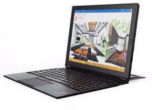 lenovo(レノボ)ThinkPadX1Tablet2018年モデル(20KJCTO1WW/789V)Windows1013.0インチQHD+(3000x2000)タッチパネルCorei7-8550Uメモリ8GBSSD256GB無線LANWEBカメラThinkPadThinキーボード付き