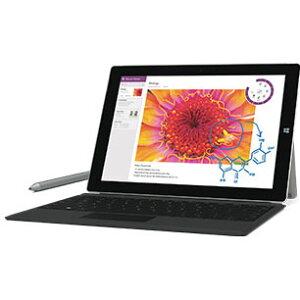【新品】MicrosoftSurface3Windows8.1ProモデルWindows8.1Pro10.8インチAtomX7-Z8700メモリ4GBSSD128GB無線LANタッチパネル多言語版Surfaceペン純正専用キーボードセットマイクロソフトサーフェスプロ