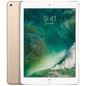 【SIMロック解除済み】アップル iPad Air 2 A1567 32GB ゴールド ( MNVR2J/A ) 【厳選中古】 タブレット Wi Fi セルラー LTE 本体 Apple