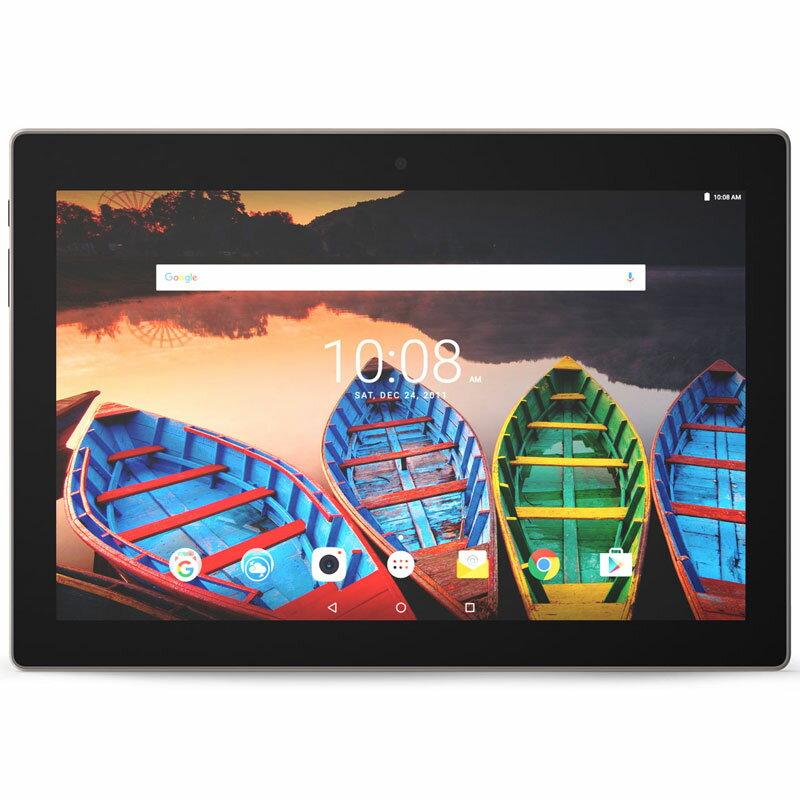 lenovo ( レノボ ) lenovo ( レノボ ) TAB3 10 Business ( ZA0XX002JP ) Android 6.0 10.1インチ タッチパネル メモリ 2GB フラッシュメモリ 32GB WEBカメラ Wi-Fi 本体 タブレットPC