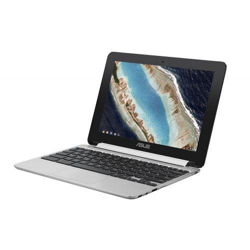 ASUS ( エイスース ) Chromebook Flip C101PA ( C101PA-FS003 ) Chrome OS OP1 Hexa-core 10.1インチ メモリ 4GB eMMC 32GB Webカメラ ノートパソコン ノートPC パソコン