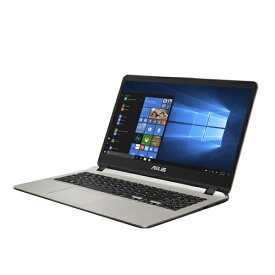 ASUS ( エイスース ) Laptop X507MA ( X507MA-BR152T ) Windows10 Celeron N4000 メモリ 4GB HDD 500GB 15.6インチ Webカメラ 30万画素 ノートパソコン ノートPC パソコン