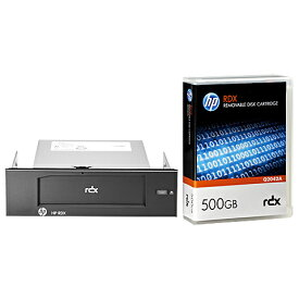 HP RDX500 USB3.0 ディスクバックアップシステム(内蔵型) B7B64A 新品 Server サーバ オプション 製品