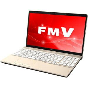 15.6インチフルHDCorei3メモリ4GBHDD1TBDVDスーパーマルチWindows10Office付き富士通LIFEBOOKAH45/C2(FMVA45C2G2)ノートパソコンノートPCパソコン
