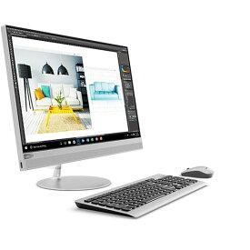 23.8インチ フルHD Celeron メモリ 4GB HDD 1TB DVDスーパーマルチ Windows10 レノボ ( lenovo ) ideacentre AIO 520 ( F0D1X016JP ) デスクトップ パソコン テレワーク 在宅勤務 在宅ワーク に Webカメラ マイク内蔵