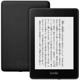 【全商品ポイント9倍 要エントリー 11/25限定】【送料無料】Amazon Kindle Paperwhite wi-fi 8GB キンドル BK 電子書籍 リーダー タブレット 防水 wifi