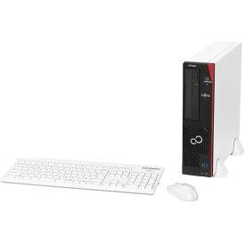 Celeron メモリ 4GB HDD 500GB DVDスーパーマルチ Windows10 Pro 富士通 ESPRIMO D588/TX ( FMVD3803MP ) デスクトップ パソコン 新品 送料無料
