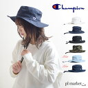 10%OFF◆チャンピオン アドベンチャーハット サファリハット メンズ Champion CHAMPION 帽子 アドベンチャーハット …