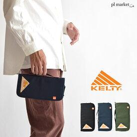 KELTY ケルティDICK PASSPORT CASE ディック パスポートケース 小物入れ ヴィンテージ 軽量 海外旅行 メンズ レディース アウトドア カードケース 通帳 男女兼用 (2592164)