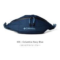 columbiaバッグコロンビアColumbiaウエストバッグメンズレディースCOLUMBIAPriceStreamHipBagウエストポーチショルダーバッグヒップバッグ斜め掛けバッグ軽量大容量おしゃれアウトドアスポーツUSAブランド黒ブラック紺ネイビー迷彩カモPU8235