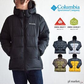 コロンビア ジャケット Columbia メンズ パイクレーク フーデッド ジャケット コロンビア ジャケット WE0020 1809 中綿 アウター 上着 PIKE LAKE HOODED JACKET