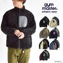 10%OFF ジムマスター gym master ジムマスター GYM MASTER リバーシブル ボア×タスロンスタンドジャケット メンズ アウター 羽織り ジャケット G102623 ボアジャケット フリース リバーシブル アウター もこもこジャケット 防寒