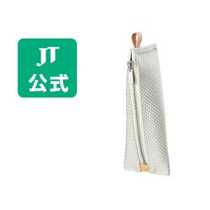 【JT公式】プルームテックプラス(Ploom TECH+)・ソフトケース <ホワイト> / 加熱式タバコ