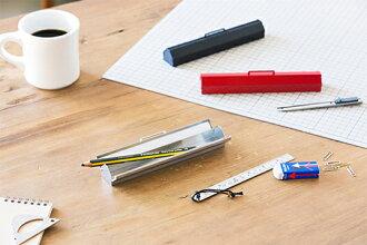 BENDIN Perrocaliente / Perro 克萊恩鉛筆袋文具內部不銹鋼鋼桌面存儲禮品贈品