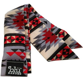 Blubandoo neck cooling scarf Coolmax scarf Cooling Neckwear【S】Red native spirit design prints Neck Wrap 冷却 クールスカーフ 首ひんやりタオル アメリカ製 暑さ対策 クールタオル 繰り返し使える【定形外で送料無料】