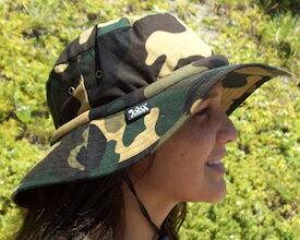【レターパック発送】 クールジェル【サファリ ハット】水に浸すひんやりグッズ暑さ対策帽子
