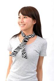Blubandoo neck cooling scarf Coolmax scarf Cooling Neckwear【A】Zebra design prints Neck Wrap 冷却 クールスカーフ 首ひんやりタオル アメリカ製 暑さ対策 クールタオル 繰り返し使える【定形外で送料無料】
