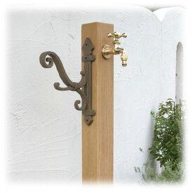 ホースハンガー ディーズガーデンのアルミ鋳物製ガーデングッズ 送料無料