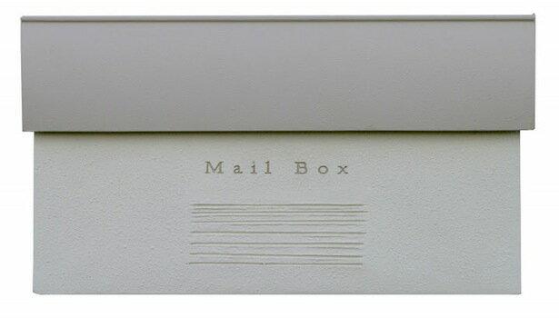ポスト メールボックス クレア-U ディーズガーデンの埋め込みポスト 送料無料