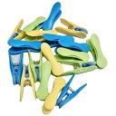 洗濯バサミ プルーマスイートクリップ 24個入 在庫あり フランス製のカラフル雑貨 跡がつきにくい洗濯バサミ大特集 おしゃれでかわいい…