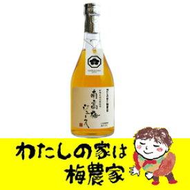南高梅シロップ 590g入[ぷらむ工房 岩本食品]