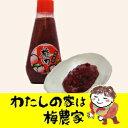 梅肉チューブ180g[ぷらむ工房 岩本食品]